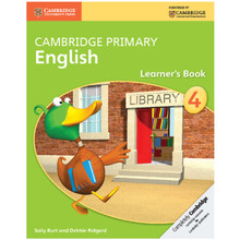 Cambridge Primary English Learners Book 4 - ISBN 9781107675667