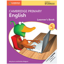 Cambridge Primary English Learners Book 5 - ISBN 9781107683211