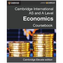 Cambridge International AS & A Level Economics Cambridge Elevate Edition (2Yr) - ISBN 9781107677302
