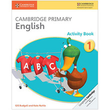 Cambridge Primary English Activity Book 1 - ISBN 9781107683457