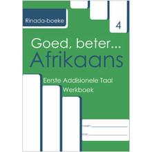 Goed, Beter Afrikaans EAT Werkboek Graad 4 - ISBN 9780994651365