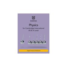 Cambridge International AS & A Level Physics Digital Practical Workbook (2 Years) - ISBN 9781108971966