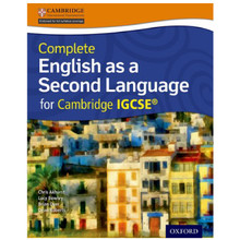 English as a Second Language for Cambridge IGCSE Student Book - ISBN 9780198392880