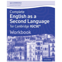 English as a Second Language for Cambridge IGCSE Workbook - ISBN 9780198392873