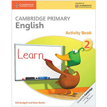Cambridge Primary English Activity Book 2 - ISBN 9781107691124