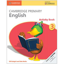 Cambridge Primary English Activity Book 3 - ISBN 9781107682351