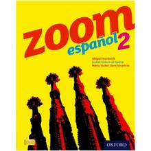 Zoom español 2 Student Book - ISBN 9780199127627