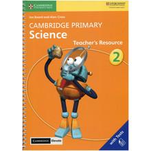Cambridge Primary Science Stage 2 Teacher's Resource with Cambridge Elevate - ISBN 9781108678292