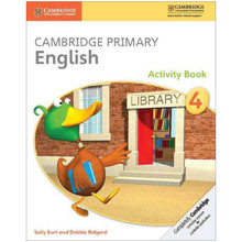 Cambridge Primary English Activity Book 4 - ISBN 9781107660311