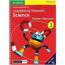 Cambridge Primary Science Stage 3 Teacher's Resource with Cambridge Elevate - ISBN 9781108678308