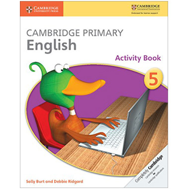 Cambridge Primary English Activity Book 5 - ISBN 9781107636422