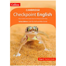 Collins Checkpoint English Stage 9 Teacher's Guide - ISBN 9780008140557