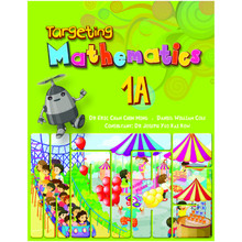 Primary Level Targeting Mathematics Student Book 1A - Singapore Maths - ISBN 9789814250863