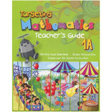 Singapore Maths Primary Level Targeting Mathematics Teacher's Guide 1A - ISBN 9789814250993