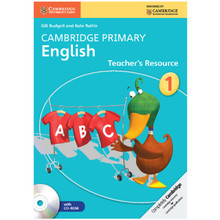 Cambridge Primary English Teachers Resource Book 1 with CD-ROM - ISBN 9781107640429