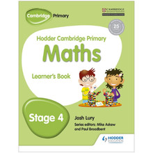 Hodder Cambridge Primary Maths: Learner's Book Stage 4 - ISBN 9781471884375