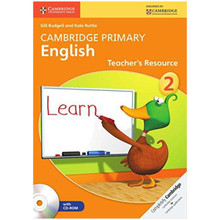 Cambridge Primary English Teachers Resource Book 2 with CD-ROM - ISBN 9781107647046