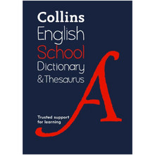 Collins English School Dictionary and Thesaurus - ISBN 9780008257958