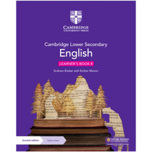 Cambridge Lower Secondary English Learner's Book 8 with Digital Access (1 Year) - ISBN 9781108746632