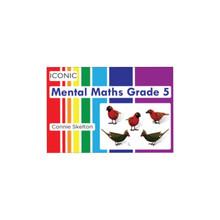 Iconic Mental Maths Grade 5 - ISBN 9780992239480