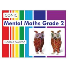Iconic Mental Maths Grade 2 - ISBN 9780992239428
