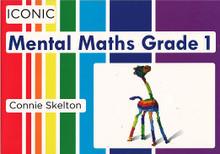 Iconic Mental Maths Grade 1 - ISBN 9780992239404