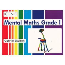 Iconic Hoofrekene Grade 1 - ISBN 9780992239541