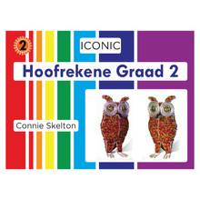 Iconic Hoofrekene Grade 2 - ISBN 9780992239565
