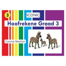 Iconic Hoofrekene Grade 3 - ISBN 9780992239572