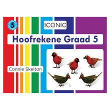 Iconic Hoofrekene Grade 5 - ISBN 9780994651426
