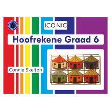 Iconic Hoofrekene Grade 6 - ISBN 9780994651440