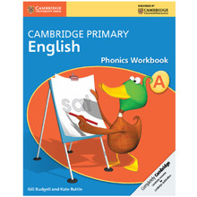 Cambridge Primary English Phonics Workbook A - ISBN 9781107689107