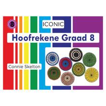 Iconic Hoofrekene Grade 8 - ISBN 9781928360018