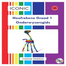 Iconic Hoofrekene Graad 1 Onderwysersgids CD - ISBN 9780992239558