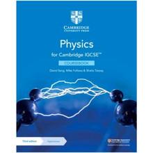 Cambridge IGCSE™ Physics Coursebook with Digital Access (2 Years) - ISBN 9781108888073