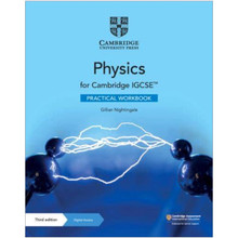 Cambridge IGCSE™ Physics Practical Workbook with Digital Access (2 Years) - ISBN 9781108744539