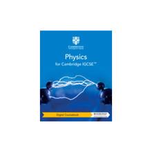Cambridge IGCSE™ Physics Digital Coursebook (2 Years) - ISBN 9781108970426