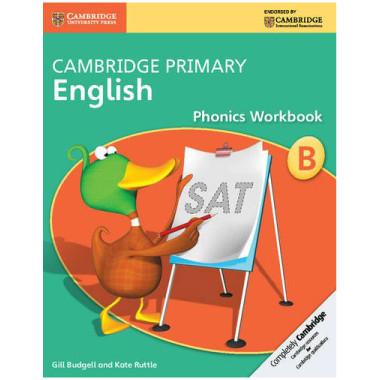 Cambridge Primary English Phonics Workbook B - ISBN 9781107675926