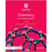 Cambridge IGCSE™ Chemistry Coursebook with Digital Access (2 Years) - ISBN 9781108951609
