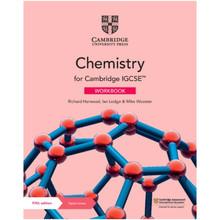 Cambridge IGCSE™ Chemistry Workbook with Digital Access (2 Years) - ISBN 9781108948333