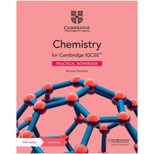 Cambridge IGCSE™ Chemistry Practical Workbook with Digital Access (2 Years) - ISBN 9781108948340