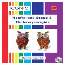 Iconic Hoofrekene Graad 2 Onderwysersgids CD - ISBN 9780992239489