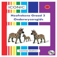 Iconic Hoofrekene Graad 3 Onderwysersgids CD - ISBN 9780992239589