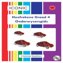 Iconic Hoofrekene Graad 4 Onderwysersgids CD - ISBN 9780994651419