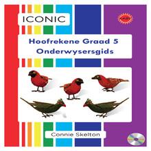 Iconic Hoofrekene Graad 5 Onderwysersgids CD - ISBN 9780994651433