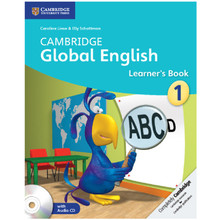 Cambridge Global English Stage 1 Learners Book with Audio CD - ISBN 9781107676091