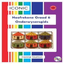 Iconic Hoofrekene Graad 6 Onderwysersgids CD - ISBN 9780994651457