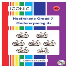 Iconic Hoofrekene Graad 7 Onderwysersgids CD - ISBN 9780994651471