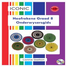 Iconic Hoofrekene Graad 8 Onderwysersgids CD - ISBN 9781928360025