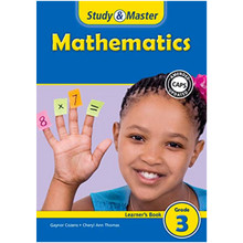 Study and Master Mathematics Learner's Book Grade 3 - ISBN 9781107640610